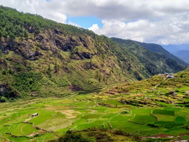 Sagada Rice Terraces, Sagada, Mountain Province