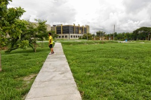 National Science Complex, University of the Philippines