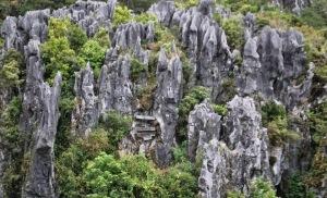 Sugong Hanging Coffins, Sagada, Mountain Province