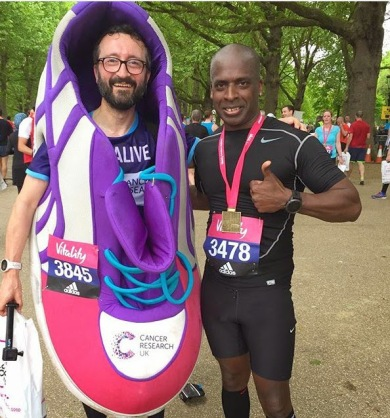 Vitality British 10K London Run