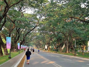 University of the Philippines (UP) Diliman Academic Oval