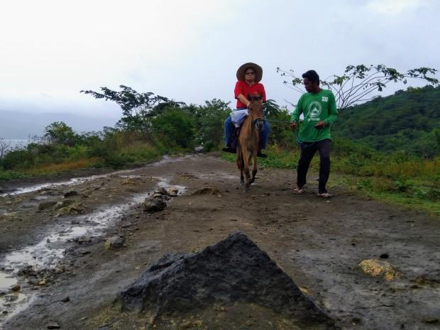 Volcano Island, Talisay, Batangas
