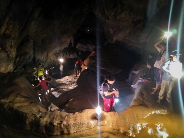 Sumaguing Big Cave, Sagada, Mountain Province