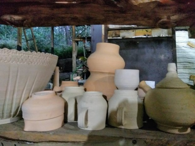 Sagada Pottery House, Mountain Province