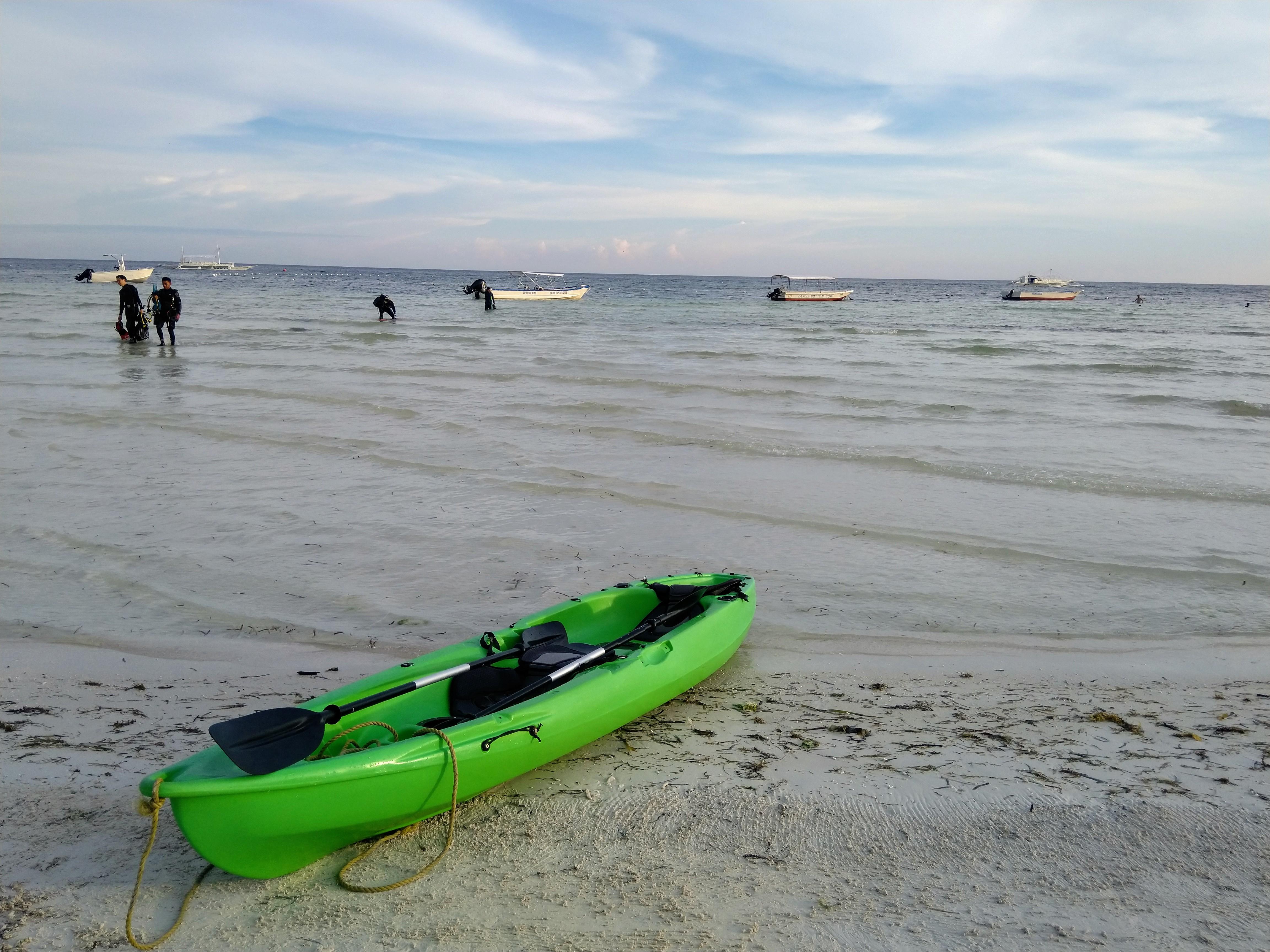 Dumaluan Beach, Panglao, Bohol